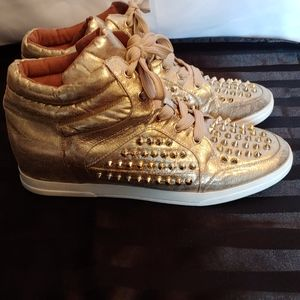 Jessica Simpson Shoes - Jessica Simpson High Top Sneakers